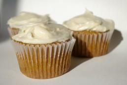 GF Recipe: Pumpkin Cream Cheese Cupcakes
