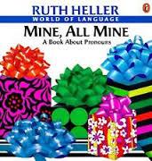 Mine, All Mine