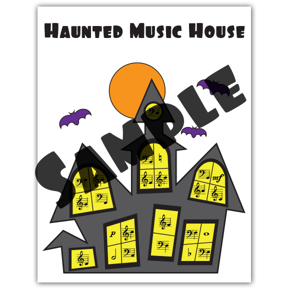 Haunted Music House Game