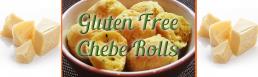 Gluten Free Chebe Rolls