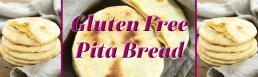 Pita Bread - Gluten Free