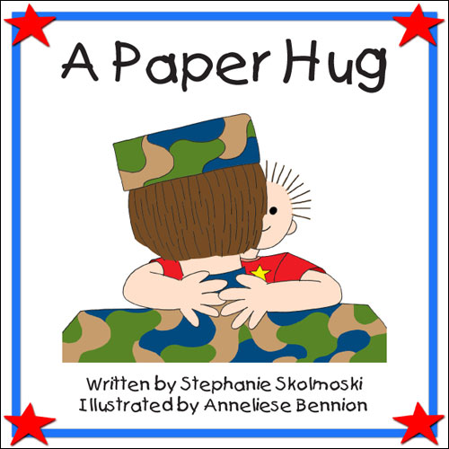 A Paper Hug by Stephanie Skolmoski