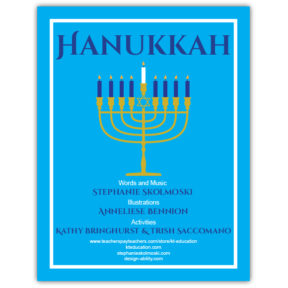 Hanukkah Teacher Packet