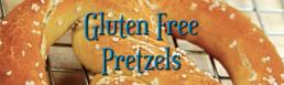Gluten Free Pretzels Recipe